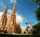 Igreja e Praça Matriz