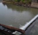 Barragem de Captação do Lago Dourado