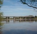 Ponte sobre o Rio Camaquã